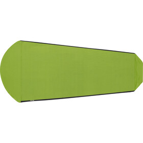 Sea to Summit Premium Silk Stretch Liner - Mummy with green